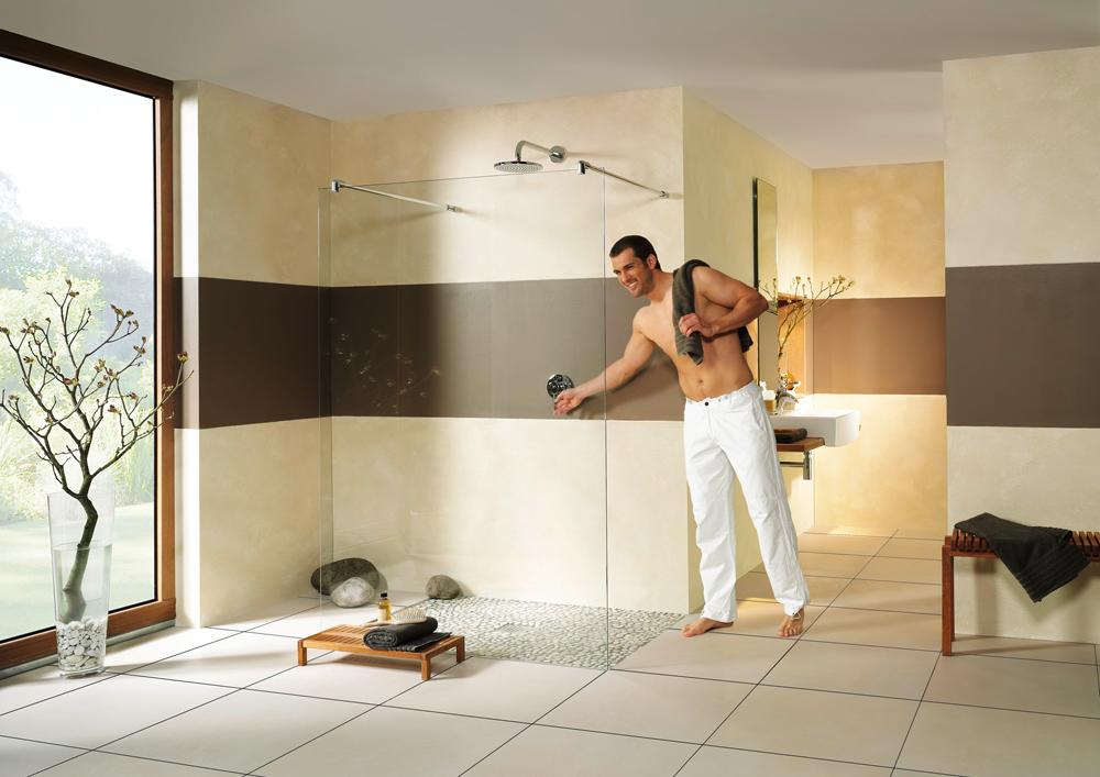 Moderne Duschen Mit Mosaik – furthere.info