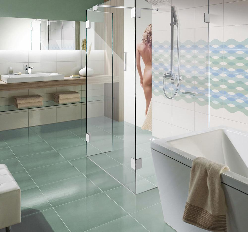 Glas Dusche Richtig Abdichten : Duschelemente mit mineralischer Beschichtung enthalten aus technischen